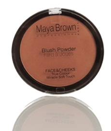 Maya Brown Blush Powder NO.01