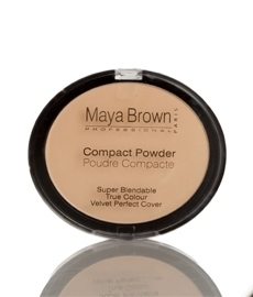 Maya Brown Compact Powder NO.1